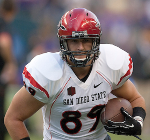 Hunter Hewitt: Aztecs For Life