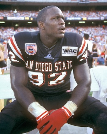 La'Roi Glover: Aztecs For Life