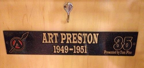 Art Preston: Aztecs For Life